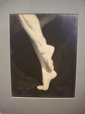 Ted Shawn's Feet