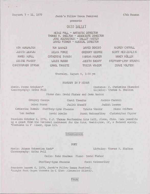 Ohio Ballet