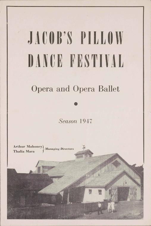Ballet Repertory; Iris Mabry; Pearl Primus; Ruth Ann Koesun; Eric Braun