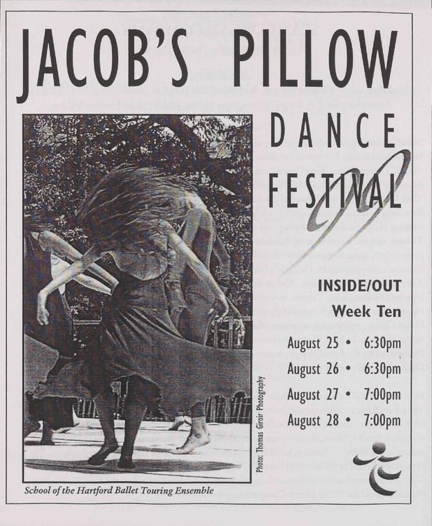 Inside/Out Performance Program 1999