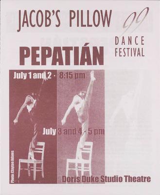 Pepatian Performance Program 1999