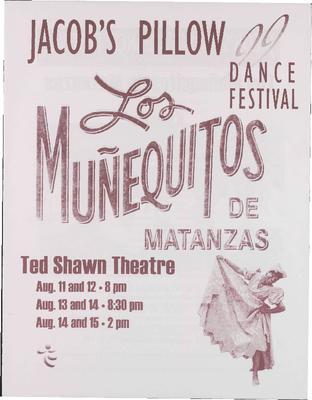 Los Munequitos de Matanzas Performance Program 1999