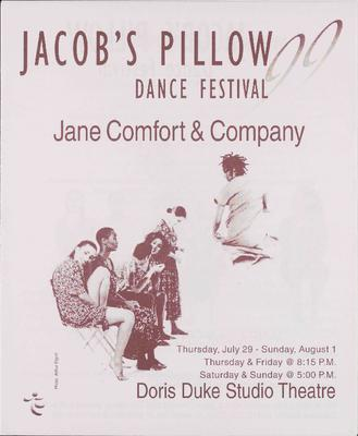 Jane Comfort & Company Performance Program 1999