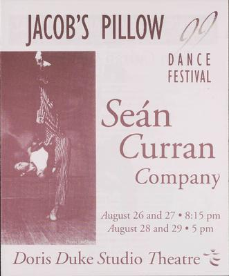 Sean Curran Company Performance Program 1999