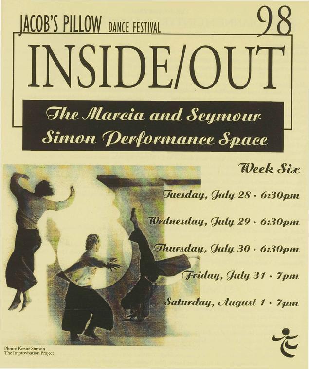 Inside/Out Performance Program 1998