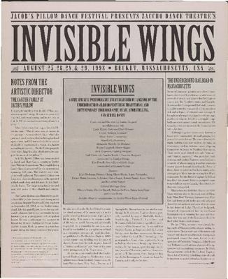 """Invisible Wings"" Performance Program 1998"