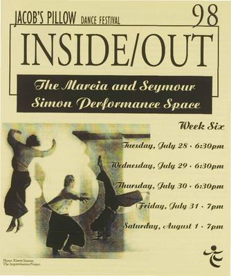 Inside/Out Performance Program 1998