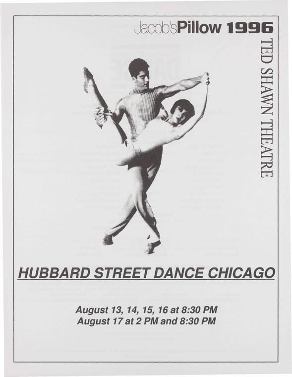 Hubbard Street Dance Chicago Performance Program