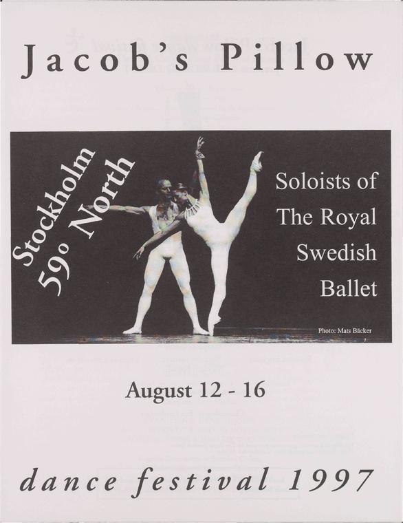 Stockholm 59 North Performance Program
