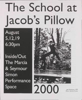 The School At Jacob's Pillow Inside/Out Performance Program 2000