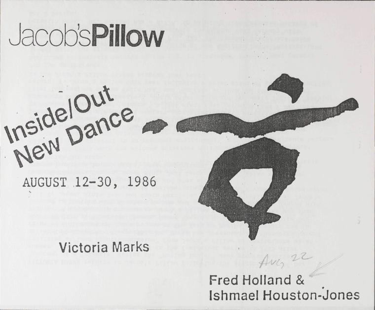 Inside/Out Performance Program 1986