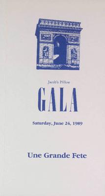 Gala Program 1989