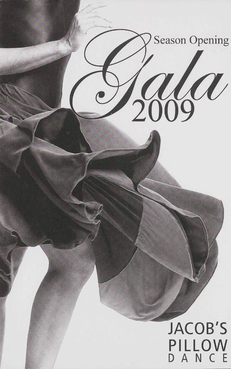 Gala Program 2009
