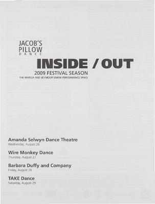 Inside/Out Performance Program 2009