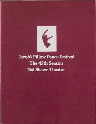 Festival Program 1979