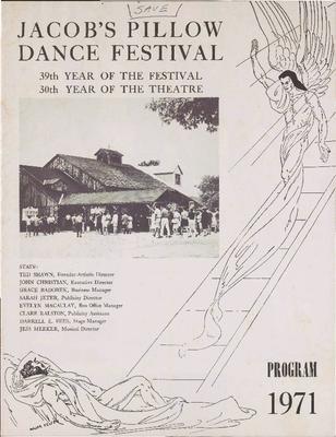 Festival Program 1971