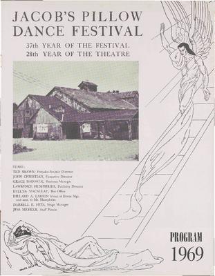 Festival Program 1969