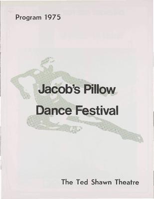 Festival Program 1975