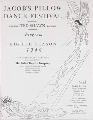 Festival Program 1949