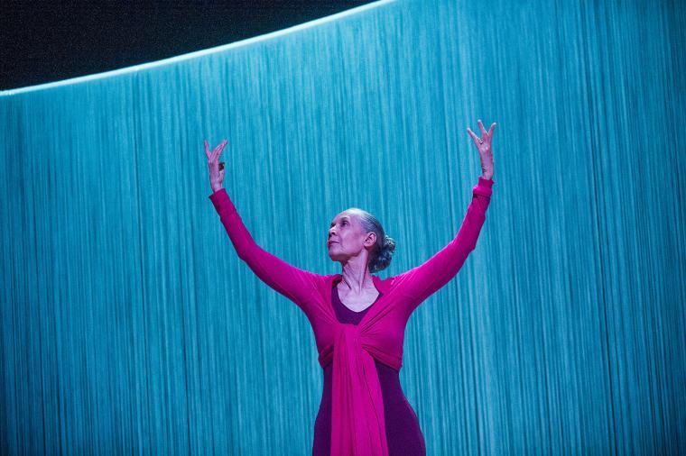 """Carmen de Lavallade in """"As I Remember It"""""""