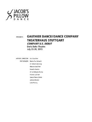 Gauthier Performance Program