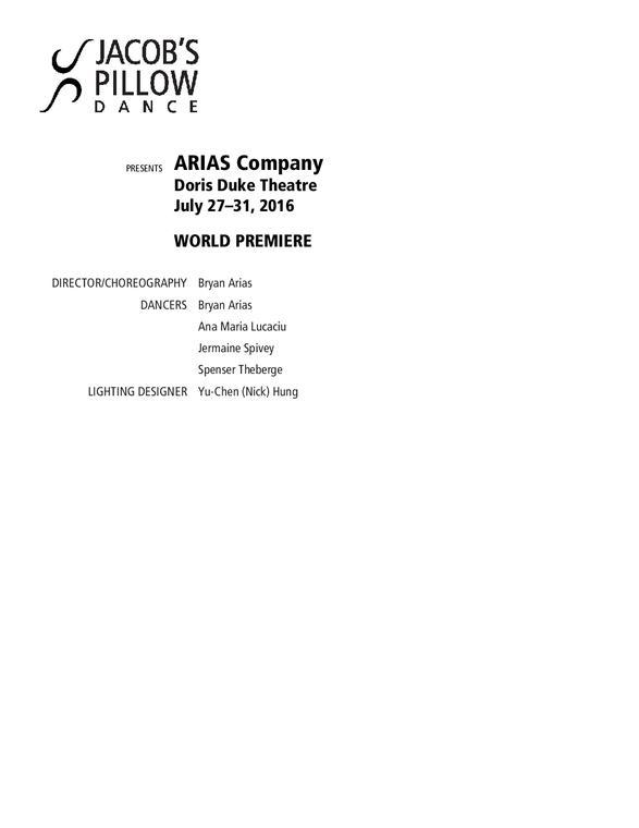 ARIAS Company 2016