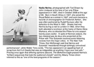 Nadia Nerina
