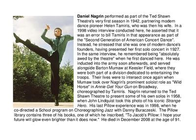 Daniel Nagrin