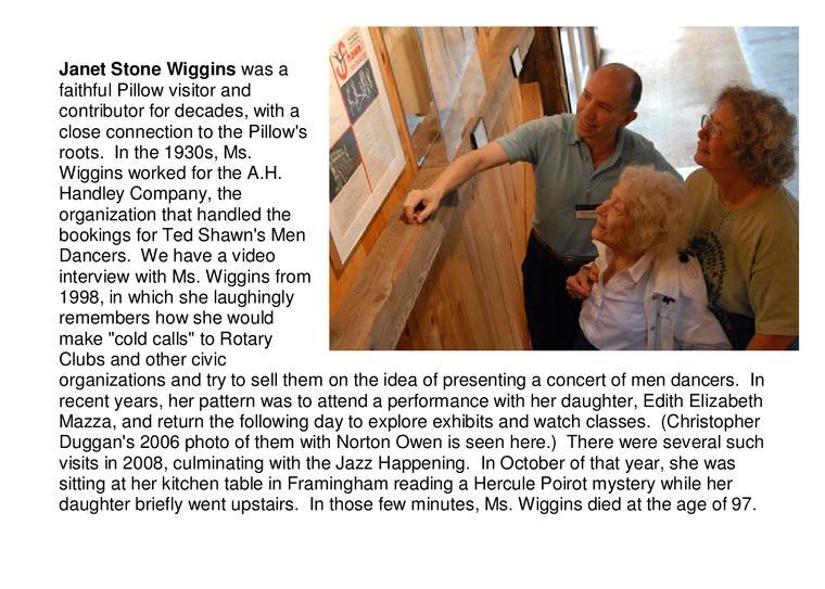Janet Stone Wiggins