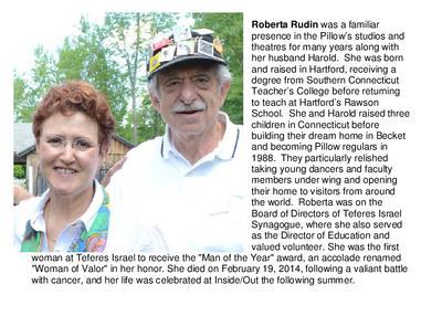 Roberta Rudin