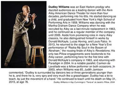 Dudley Williams