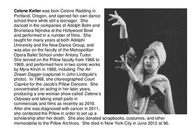 Celene Keller