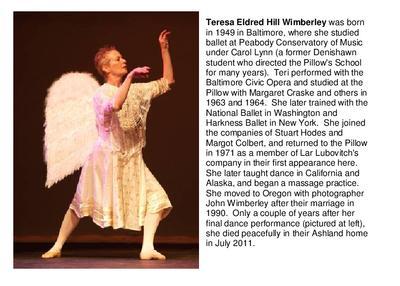Teresa Eldred Hill Wimberley