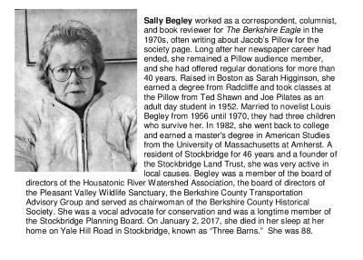 Sally Begley