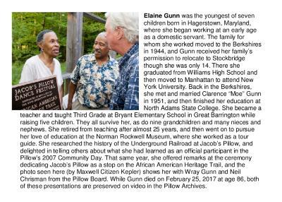 Elaine Gunn