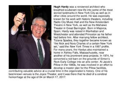 Hugh Hardy