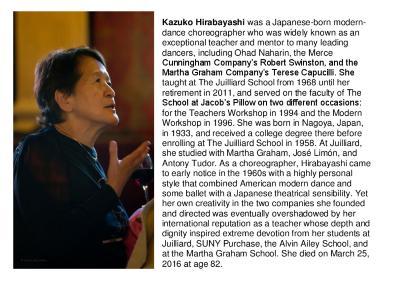Kazuko Hirabayashi