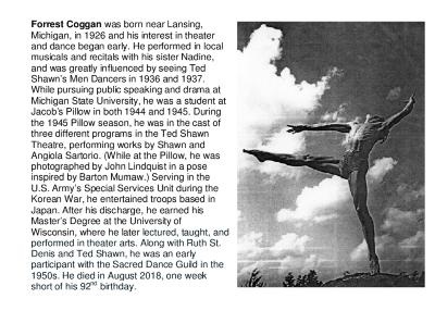 Forrest Coggan