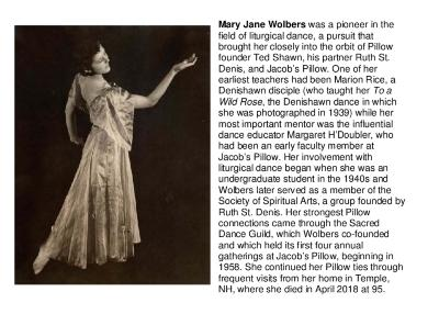 Mary Jane Wolbers