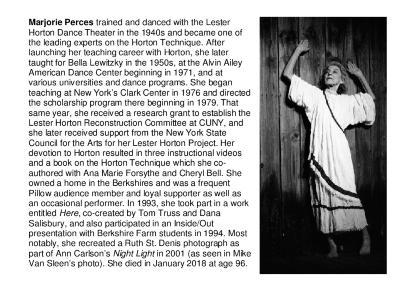 Marjorie Perces