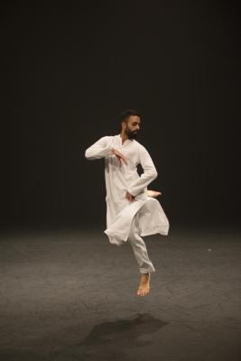 Aakash Odedra
