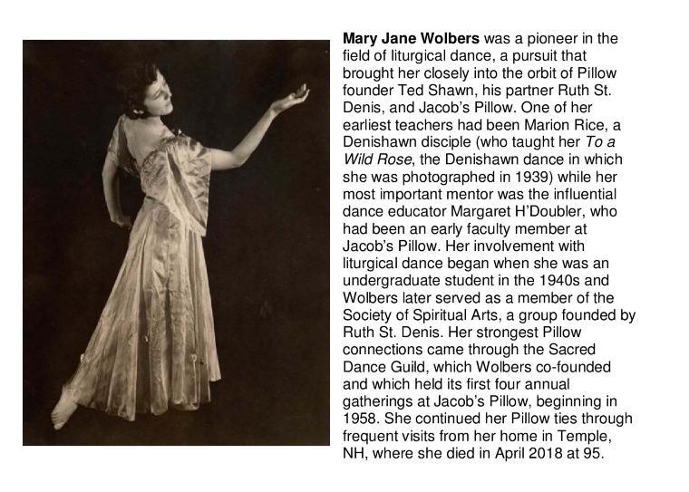 Mary Jane Wolbers