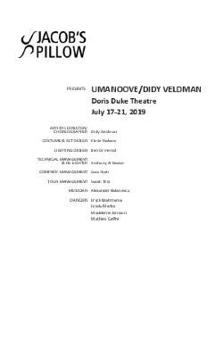 Umanoove/Didy Veldman
