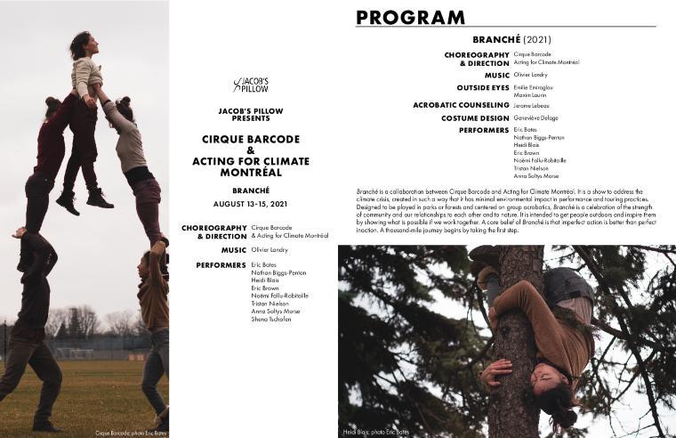 Branche Program 2021