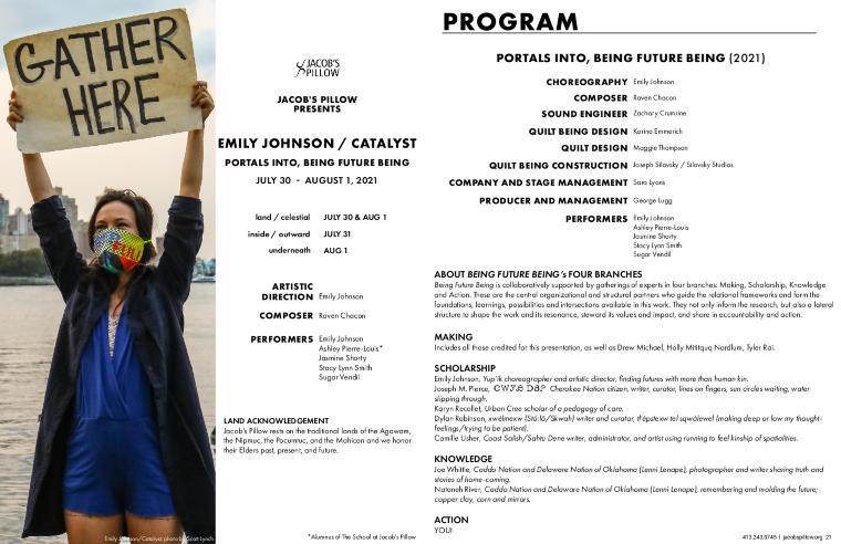 Emily Johnson / Catalyst Program 2021