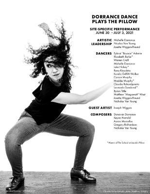 Dorrance Dance Site Specific Program 2021