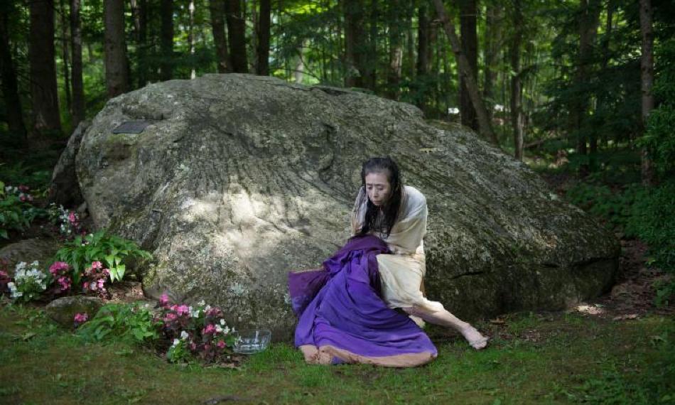 Eiko Otake: A Body at the Pillow