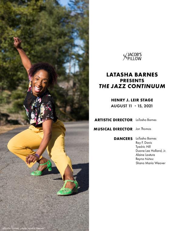 LaTasha Barnes Program 2021